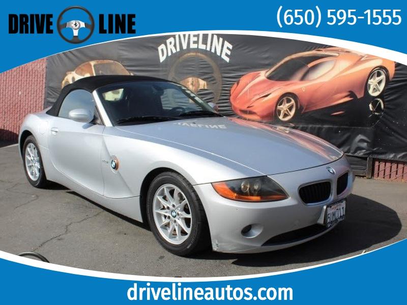 BMW Z4 2003 price $7,995