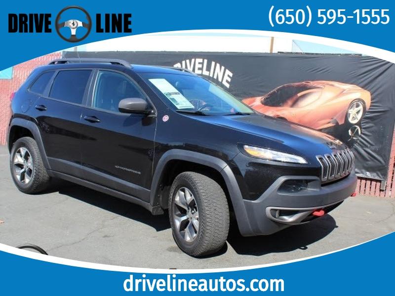 Jeep Cherokee 2015 price $14,999