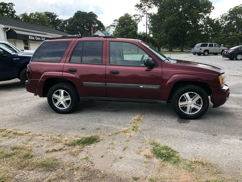 CHEVROLET TRAILBLAZER 2004 price $4,500