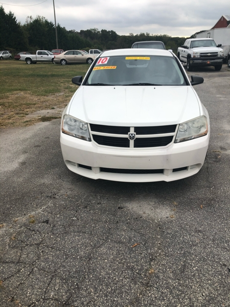 DODGE AVENGER 2010 price $3,600