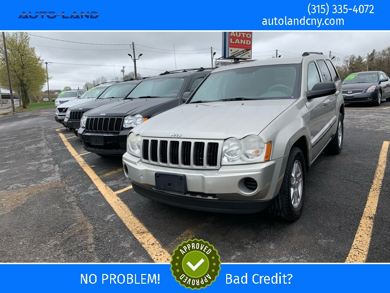 Jeep Grand Cherokee 2007 price $5,500