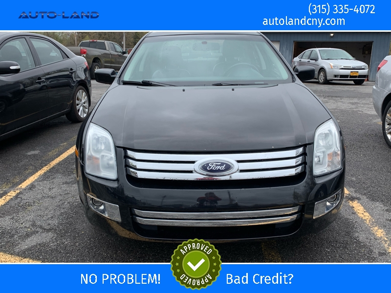 Ford Fusion 2009 price $4,995