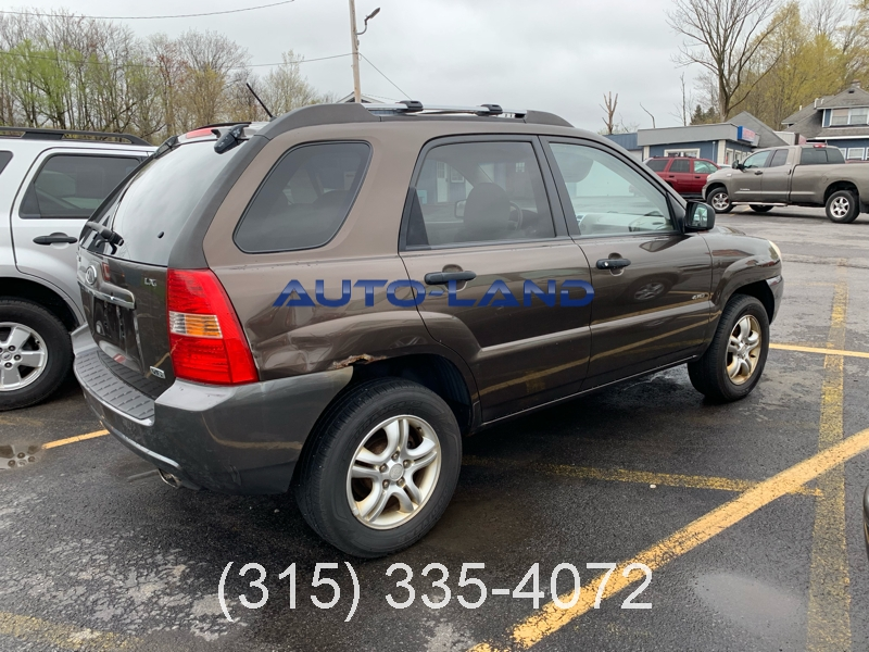 Kia Sportage 2007 price $3,995