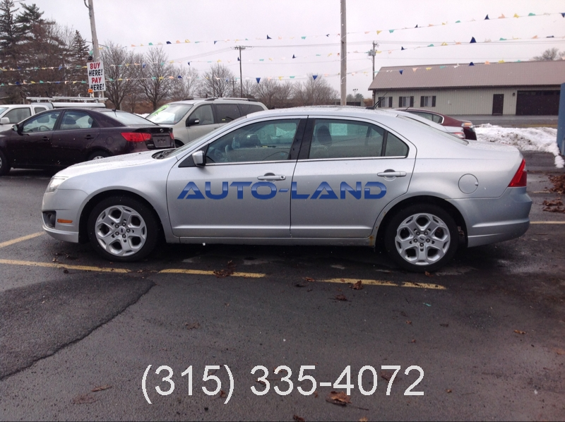 Ford Fusion 2011 price $5,850