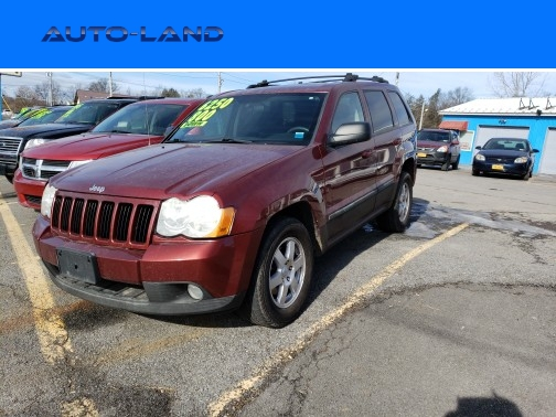 Jeep Grand Cherokee 2008 price $6,250