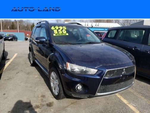 Mitsubishi Outlander 2010 price $6,995