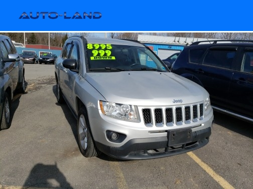 Jeep Compass 2011 price $8,995