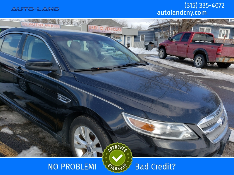 Ford Taurus 2010 price $7,995