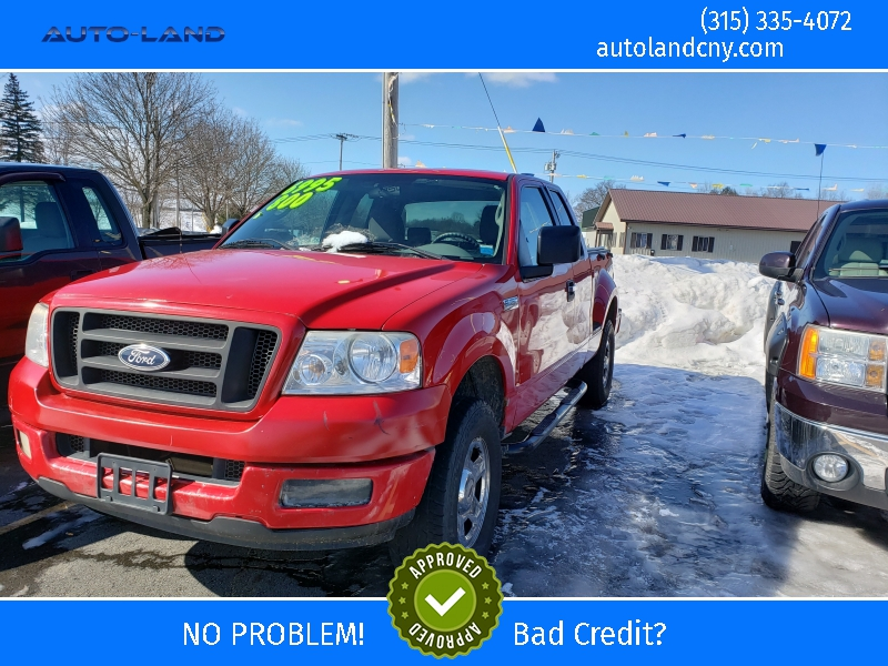 Ford F-150 2005 price $6,995
