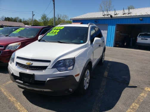 Chevrolet Captiva Sport Fleet 2015 price $8,950