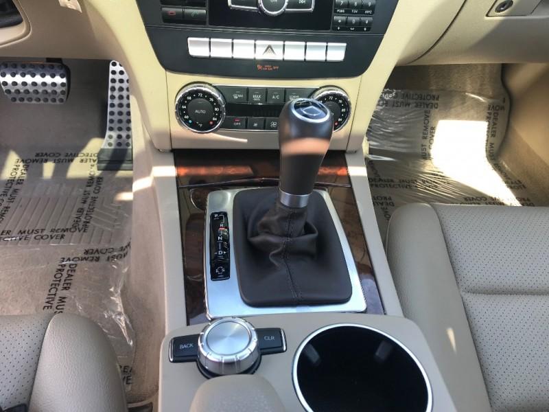 Mercedes-Benz C-Class 2012 price $12,990