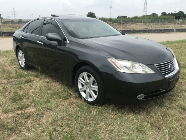 2009 Lexus Es 350 4dr Sdn Inventory Auto Capital Auto Dealership In Dallas Fort Worth Texas