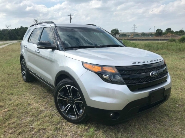 2014 Ford Explorer 4wd 4dr Sport Inventory Auto