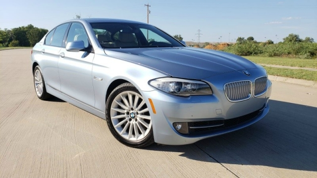 2013 Bmw 5 Series 4dr Sdn Activehybrid 5 Rwd Inventory Auto