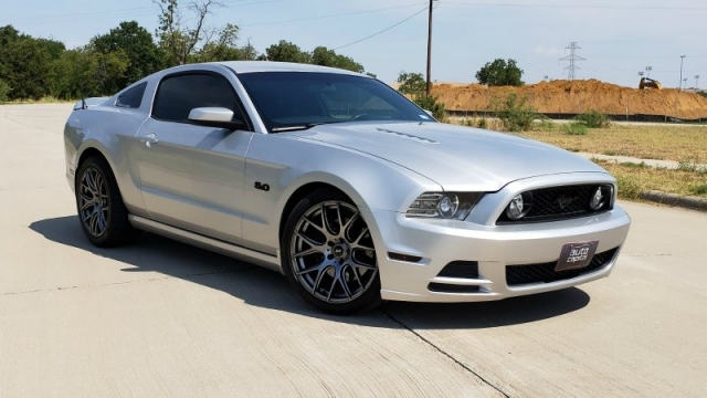 2013 Ford Mustang 2dr Cpe Gt Inventory Auto Capital
