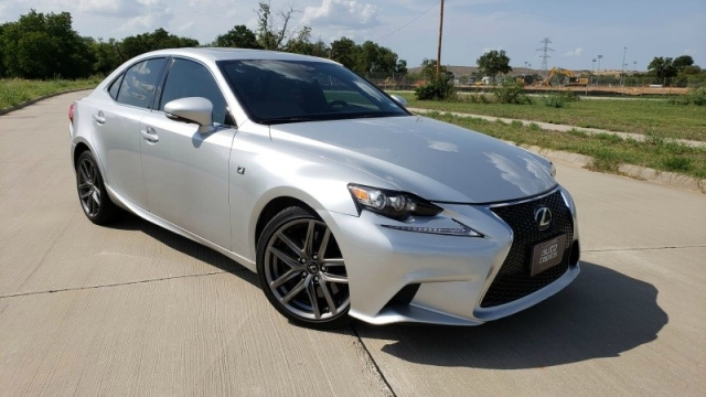 2014 Lexus Is 350 4dr Sdn Awd Inventory Auto Capital