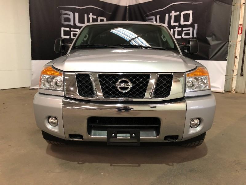 Nissan Titan 2015 price $16,890