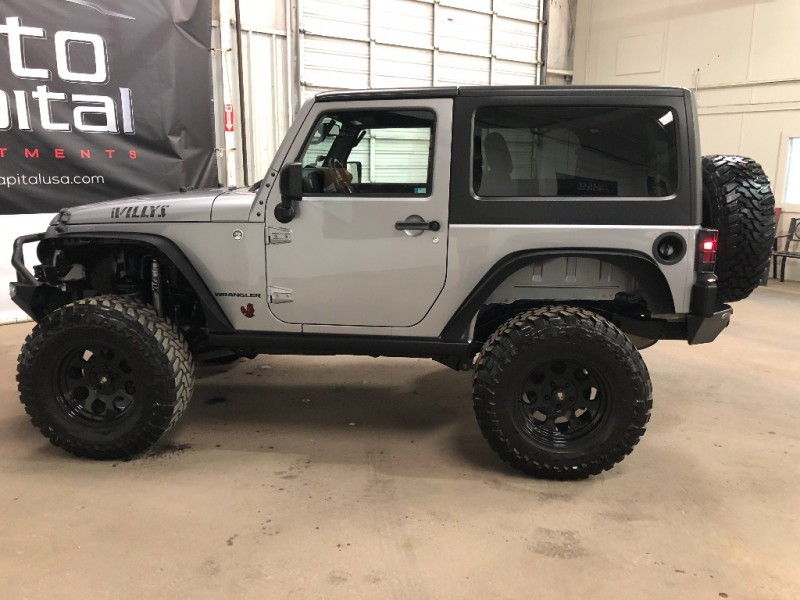 Jeep Wrangler 2015 price $23,990
