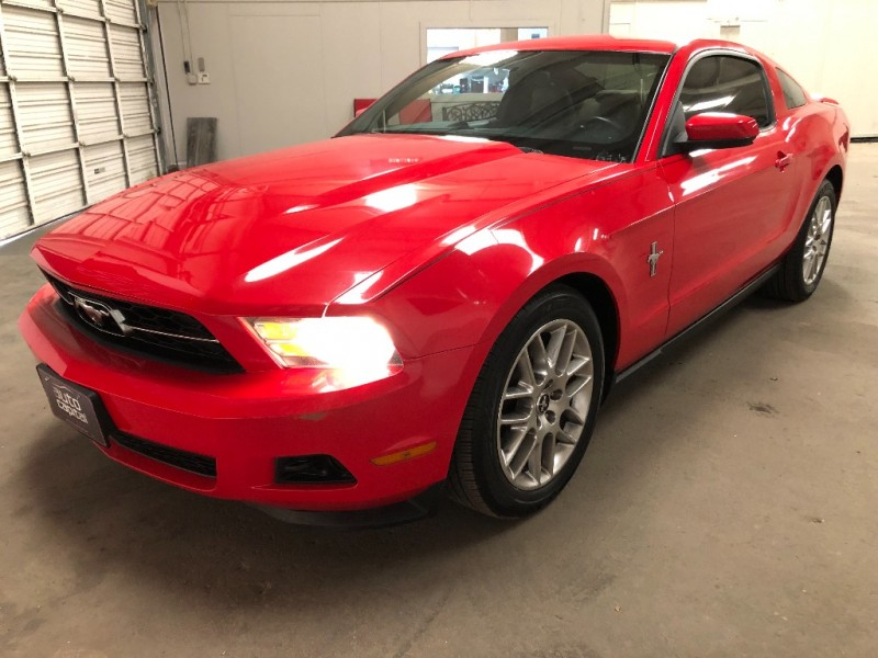 Ford Mustang 2012 price $9,690
