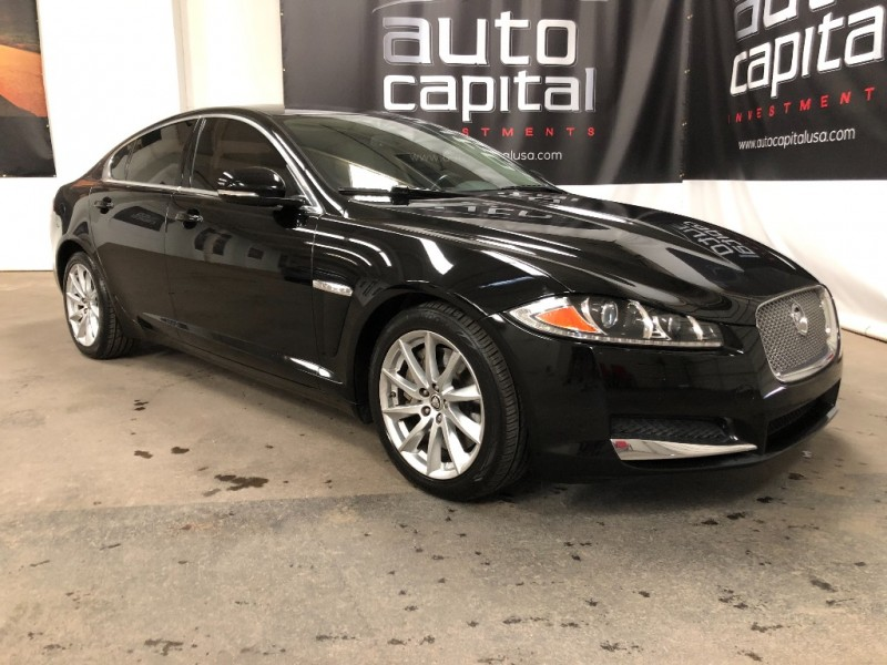 Jaguar XF 2012 price $16,990