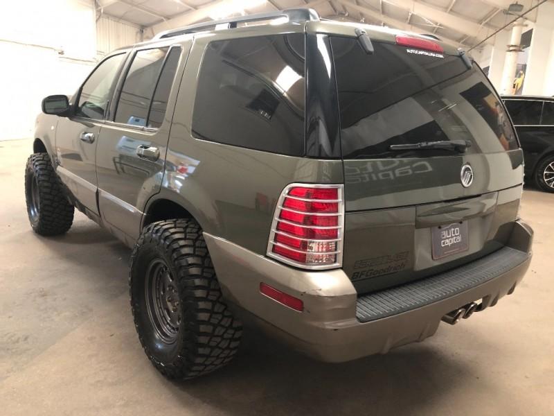 Mercury Mountaineer 2003 price $6,490