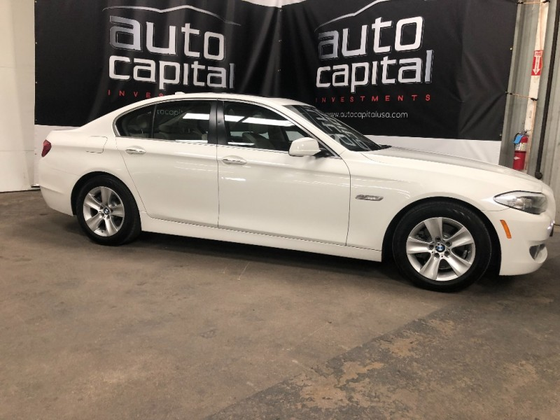 BMW 5-Series 2013 price $11,490