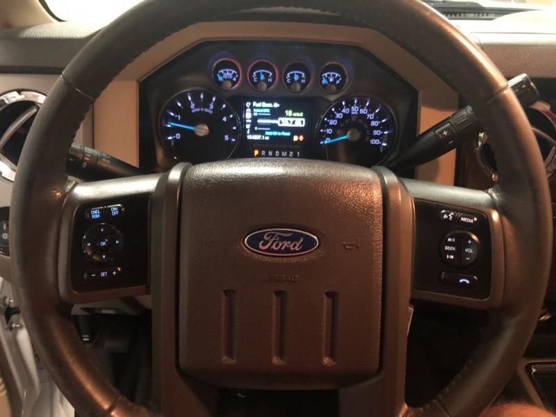 Ford Super Duty F-350 SRW 2013 price $29,990