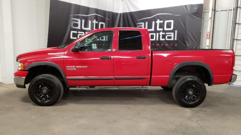 Dodge Ram 2500 2005 price $19,990
