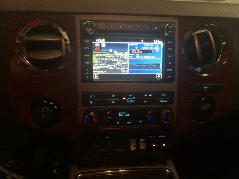 Ford Super Duty F-250 2012 price $30,490