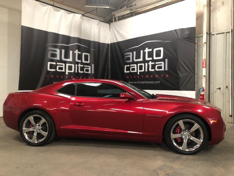 Chevrolet Camaro 2012 price $15,990