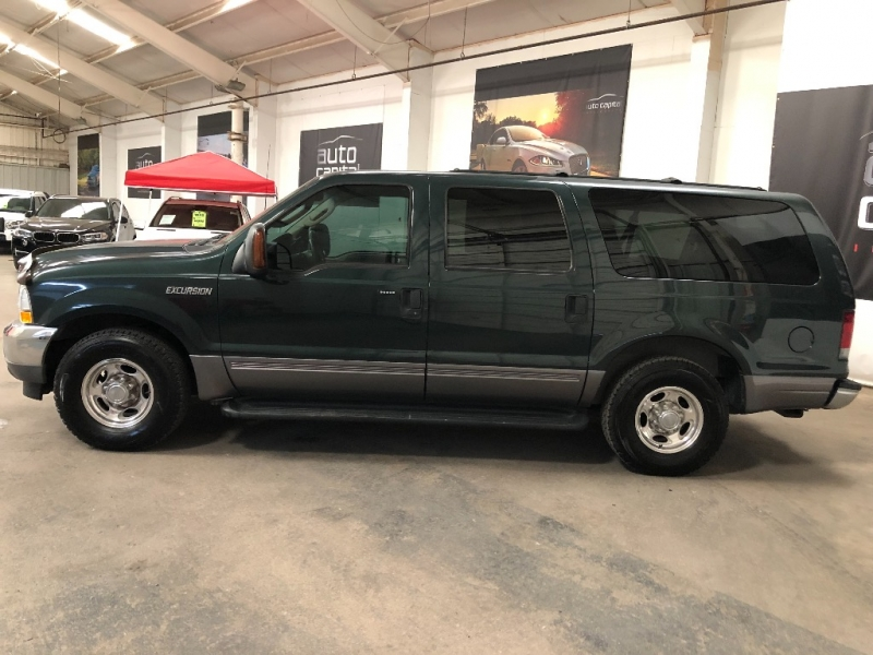 Ford Excursion 2003 price $15,400