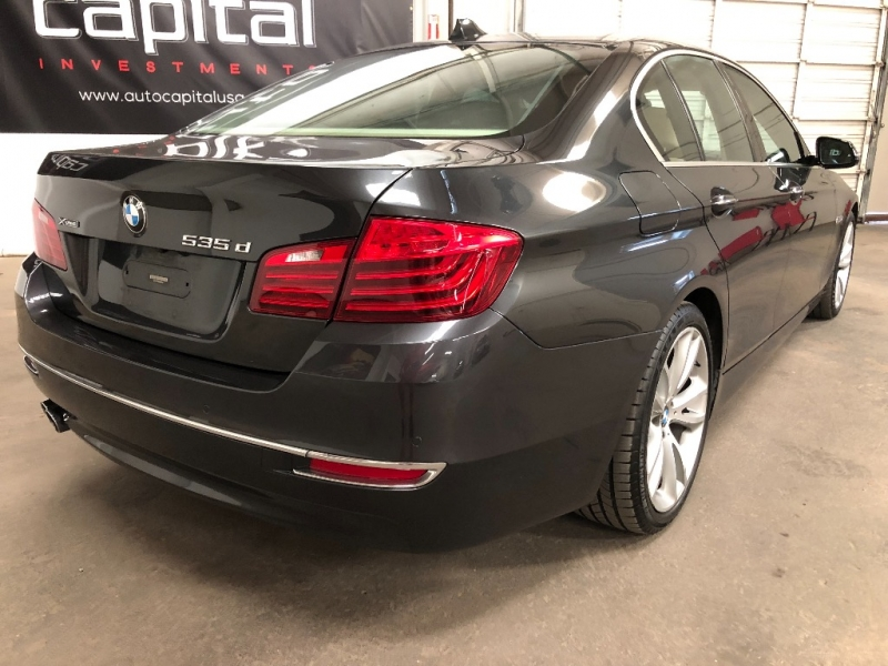 BMW 5-Series 2014 price $19,990