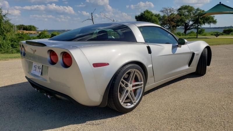 Chevrolet Corvette 2007 price $30,990