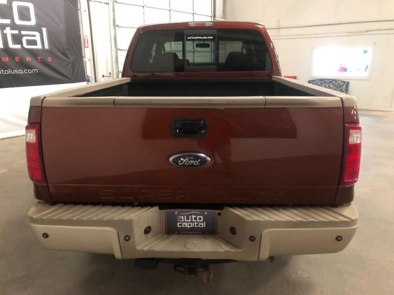 Ford Super Duty F-250 SRW 2008 price $15,990