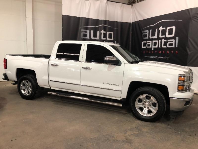 Chevrolet Silverado 1500 2014 price $18,290