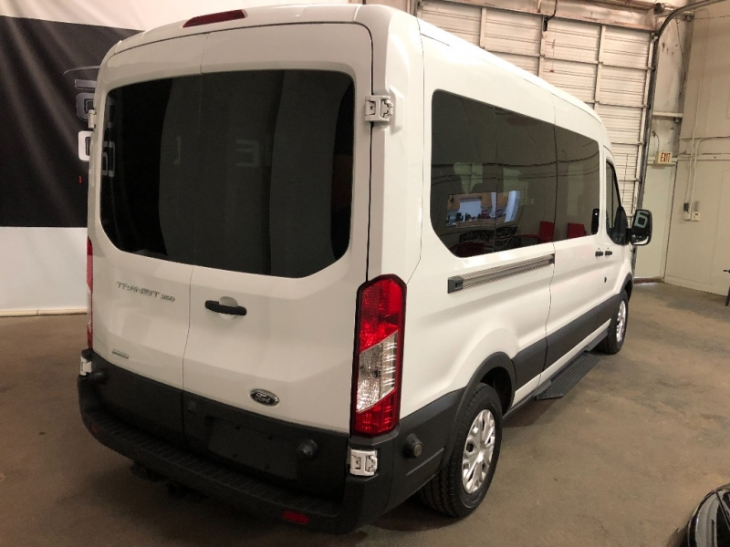 Ford Transit Wagon 2016 price $29,990