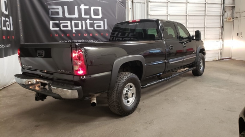 Chevrolet Silverado 2500HD 2005 price $15,290