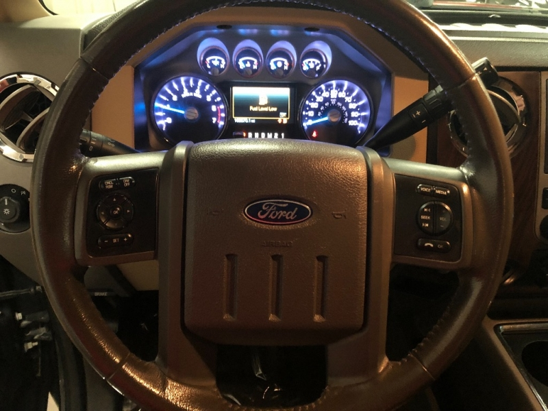 Ford Super Duty F-250 2012 price $24,990