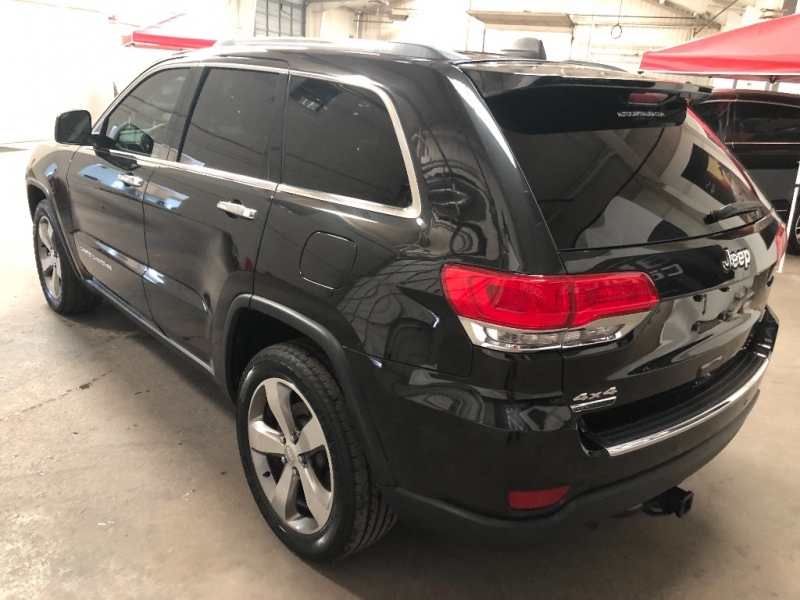 Jeep Grand Cherokee 2014 price $20,490