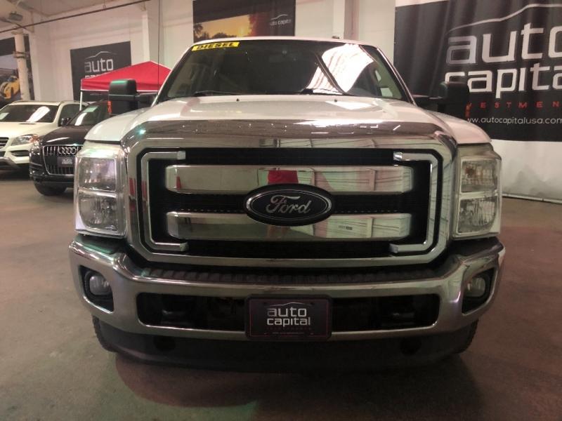 Ford Super Duty F-250 2012 price $25,990
