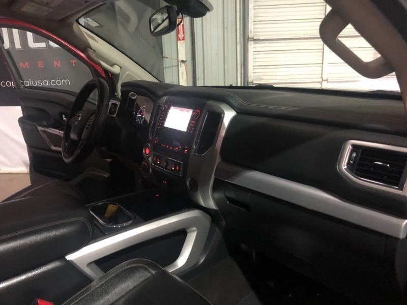 Nissan Titan 2016 price $27,990