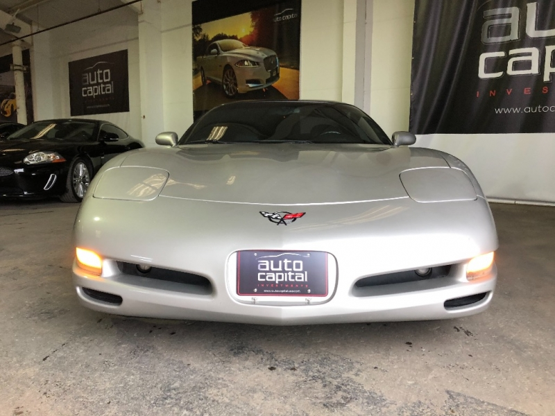 Chevrolet Corvette 2004 price $15,990