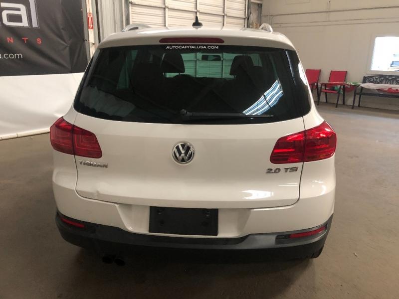 Volkswagen Tiguan 2013 price $8,090