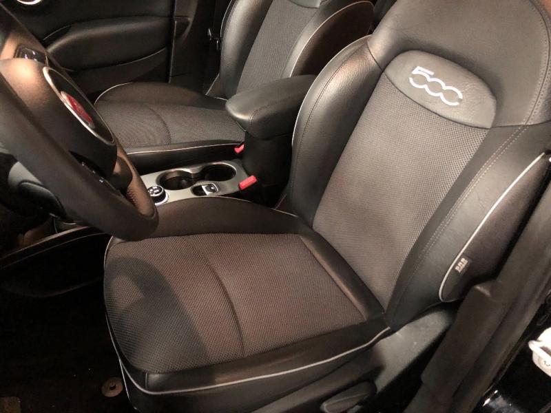 Fiat 500 2016 price $10,490