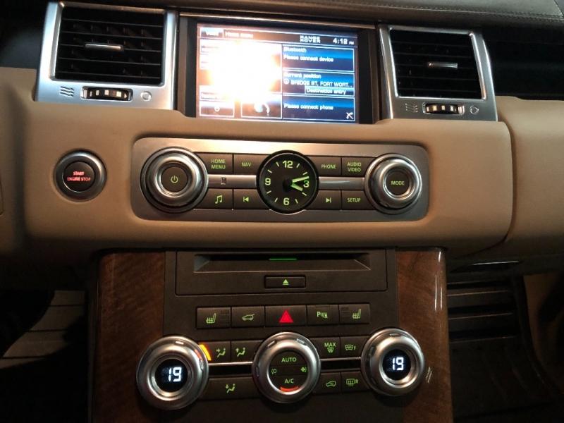 Land Rover Range Rover Sport 2012 price $15,990