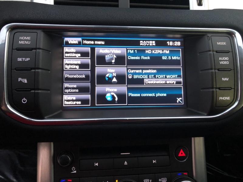 Land Rover Range Rover Evoque 2012 price $16,990