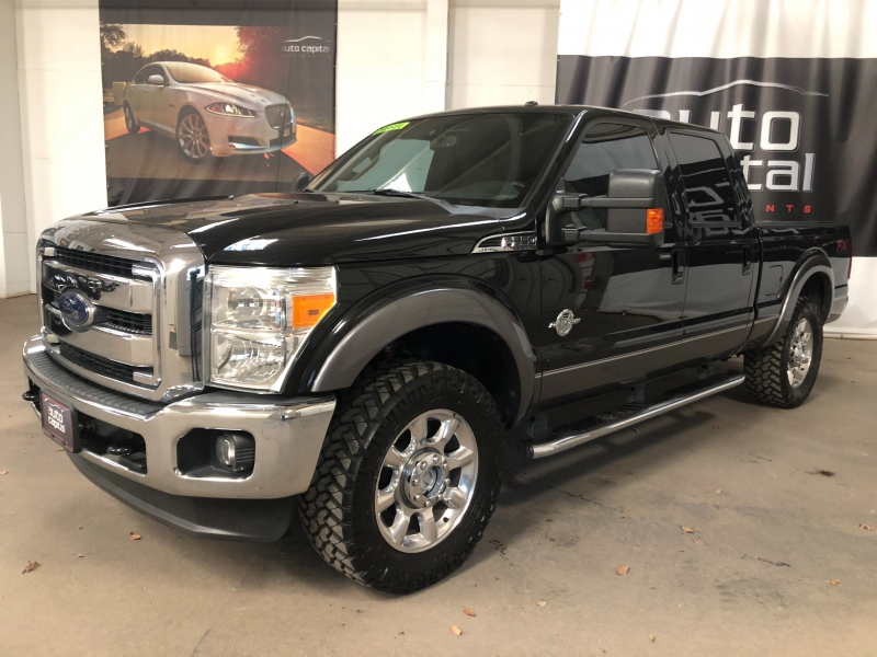 Ford Super Duty F-250 2012 price $29,990