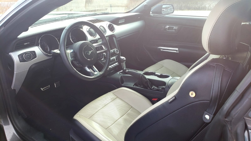 Ford Mustang 2015 price $21,990