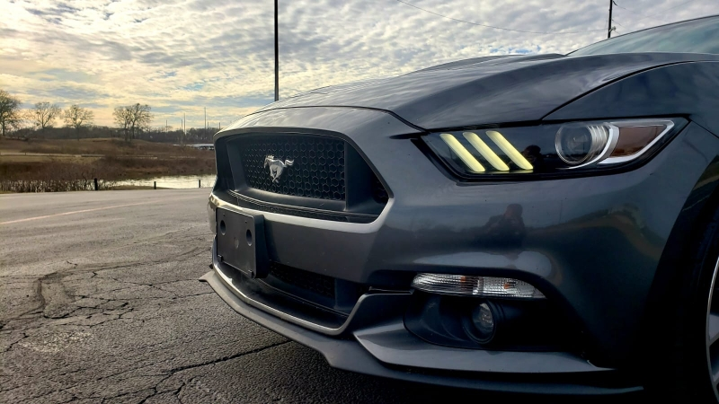 Ford Mustang 2015 price $22,390