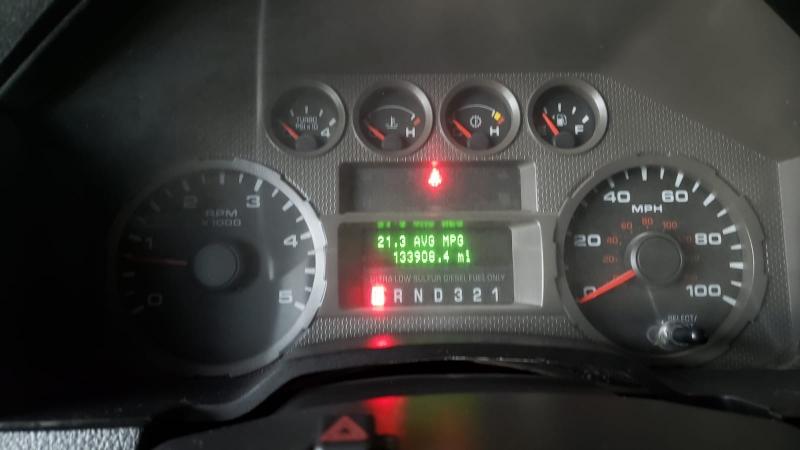 Ford Super Duty F-250 2008 price $11,990